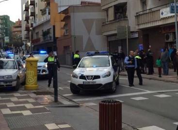 Detenido un vecino de Tordera tras escapar de la policía y estrellarse con su coche