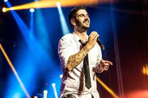 La lluvia obliga a suspender el concierto de Melendi en Mataró