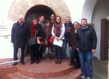 ERC, PSC, CUP, ICV y CiU presentan una moción de censura al alcalde de Arenys de Mar