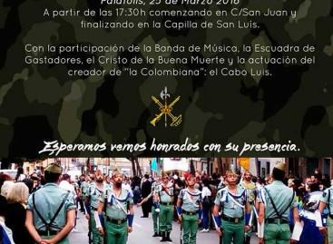 Manos Limpias denuncia al Ayuntamiento de Palafolls por oponerse el desfile de la Legión