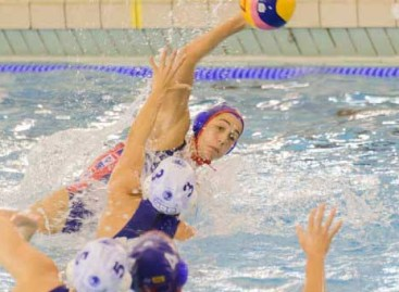 Mataró será en abril capital europea del waterpolo femenino