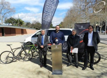 Las calles de Mataró acogerán una salida de etapa de la Volta el 22 de marzo