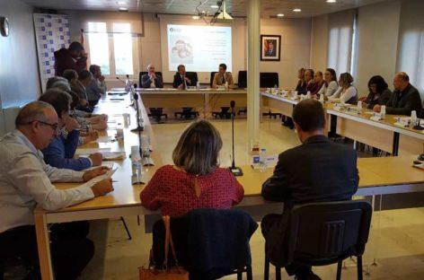 La Diputación anuncia que ensanchará tres carreteras de la comarca para mejorar su seguridad