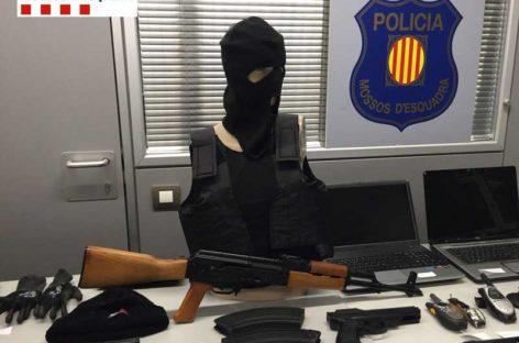 Cae una banda que robó a un empresario de Sant Andreu de Llavaneres con suma violencia
