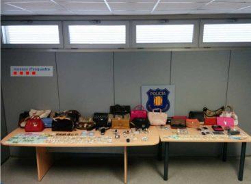 Detenidos dos vecinos de Mataró especializados en robar con fuerza a comerciantes chinos