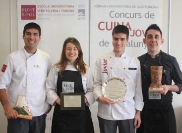 Sant Pol acogerá la final del concurso al Mejor Cocinero Joven de Europa