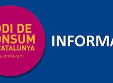 Seis empresas de Mataró, Arenys y Calella multadas por no rotular en catalán