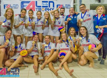 La Sirena CN Mataró vuelve a hacer historia al conquistar su primer título europeo