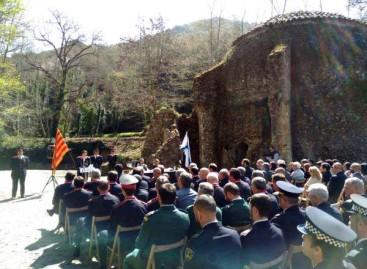Los Mossos boicotean el día de les Esquadres de Calella por el caso del agente herido en Arenys de Mar