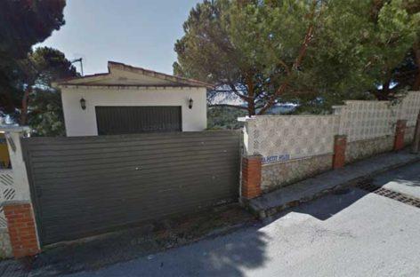 Una mujer resulta herida con quemaduras al incendiarse su casa en Sant Cebrià de Vallalta