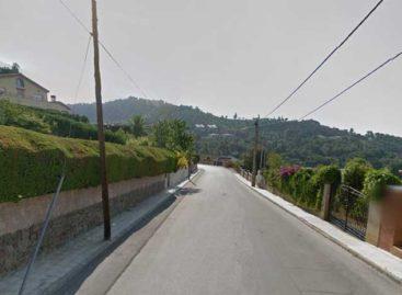 Un hombre de 61 años muerto y un niño herido en un accidente en Santa Susanna
