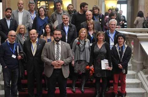 Mataró reclama con una sola voz en el Parlament la mejora de la financiación del Hospital