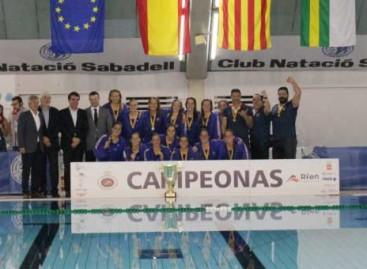 Victoria histórica del CN Mataró en la Copa de la Reina de Waterpolo