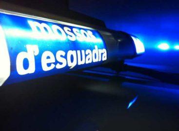 Detenidos tres jóvenes de Mataró por tirar piedras y hasta un carrito de supermercado a coches a su paso por la C-32