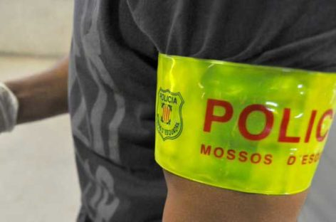 Detenidos dos vecinos de El Masnou por tráfico de cocaína en un bar de Alella