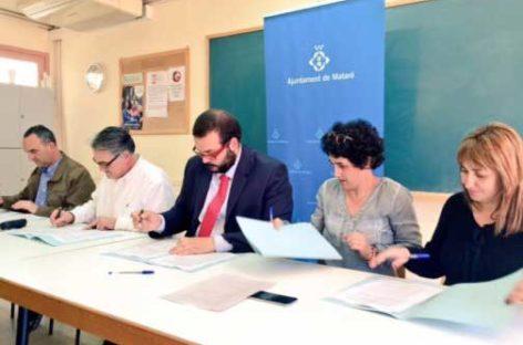 El apoyo del PP permite al gobierno de Mataró sacar adelante un presupuesto después de cuatro años de prórrogas