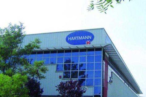 Hartmann doblará la producción de su planta de Mataró destinada a los Estados Unidos