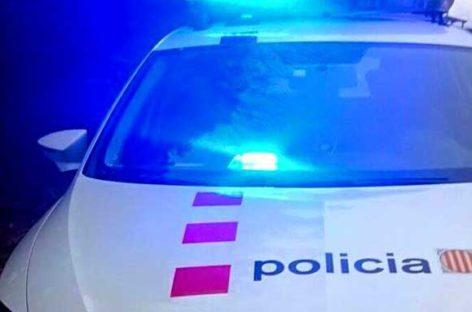 Detenidos dos albaneses por intentar asaltar una casa en Montgat
