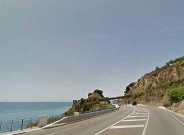Dos personas heridas, una de ellas grave, en un choque frontal en Calella