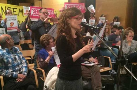El pleno de Mataró rechaza convertir el castellano en lengua cooficial junto al catalán