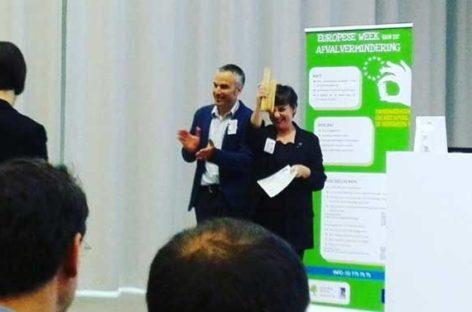 Tiana, se impone a Londres y Malmo, en el Premio Europeo de prevención de residuos