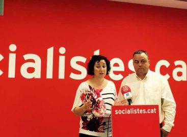 """El PSC denuncia que el Govern vuelve a """"olvidar"""" el Maresme a la hora de invertir"""