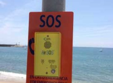 Las playas de Mataró contarán con pulsadores con acceso directo al 112 y desfibriladores