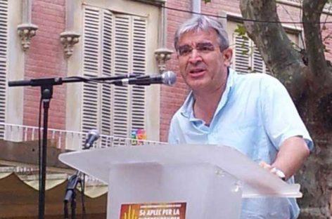 La CUP denuncia al exalcalde de Arenys de Munt por quedarse 1000 euros del partido