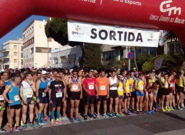 Més de mil atletes a la recuperada cursa de Pineda