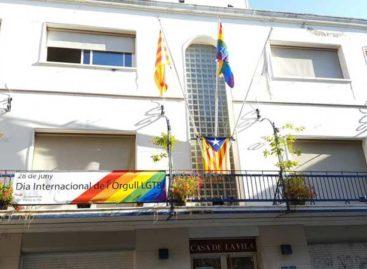 Societat Civil Catalana requiere al Ayuntamiento de Premià de Mar para que retire la estelada