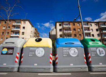 Desconvocada la huelga del servicio de recogida de basuras de Mataró