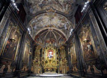 Se inaugura la restauración de la Capella dels Dolors de Mataró