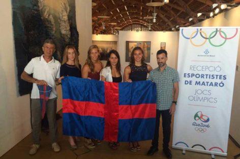 Seis deportistas de Mataró estarán en los Juegos Olímpicos de Río de Janeiro