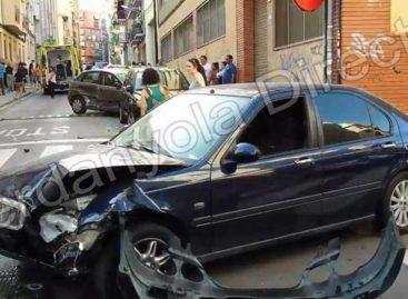 Identificado y denunciado el hombre que arrolló a dos coches y a dos peatones en Mataró