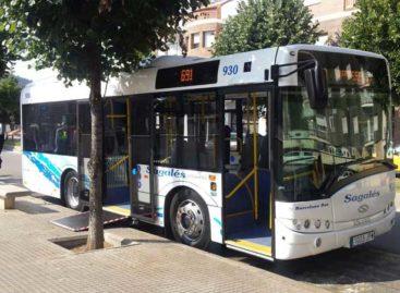 Autobuses más modernos y adaptados para la línea Calella-Pineda