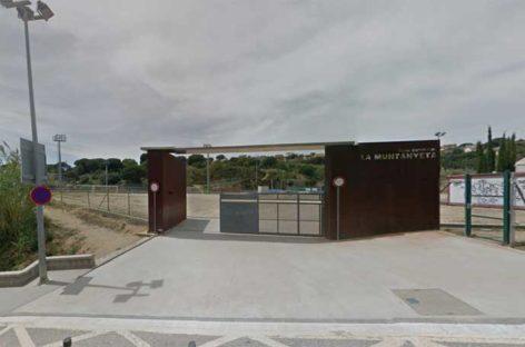 Los coches que retire la grúa de Sant Pol serán llevados al depósito de Calella