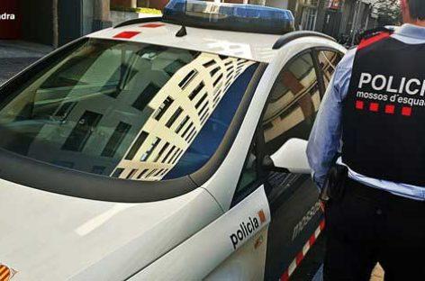 Un grupo de vecinos capturan un ladrón que robó viviendas en Palafolls y Sant Cebrià