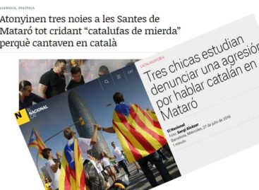 La agresión catalanofoba de Mataró que nunca existió