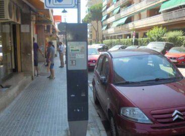 Detenidos en Sant Vicenç de Montalt dos ladrones habituales de parquímetros