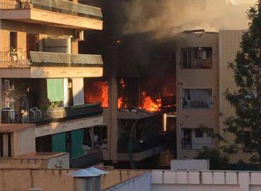 Los Mossos afirman que la explosión de Premià de Mar se debió a un crimen machista