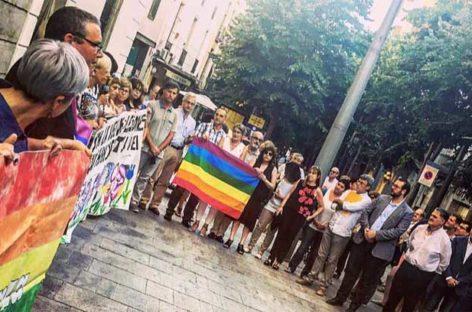 Condena política y social de Mataró a la homofobia