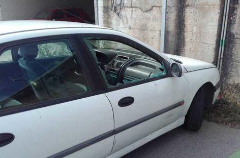 16 robos a vehículos en una noche en Montgat