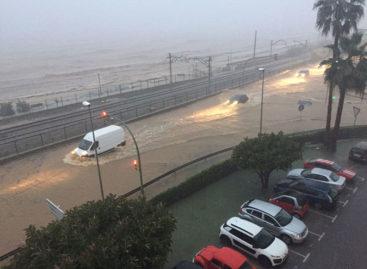Vilassar hace un llamamiento a respetar los avisos de lluvia tras la muerte de un hombre