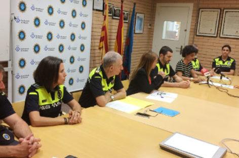 En un mes la policía de Mataró ha atendido 25 casos relacionados con ocupaciones ilegales de viviendas