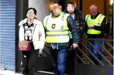 La Guardia Civil detiene a un ciudadano chino residente en Arenys de Munt por un fraude en el IVA