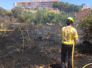 Detenido en Palafolls un voluntario de la ADF como presunto autor de varios incendios forestales