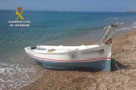 La Guardia Civil denuncia a un propietario de una barca de Malgrat por pesca ilegal