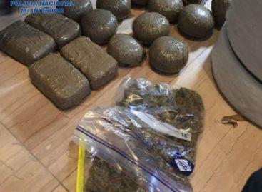 Dos alemanes detenidos en Arenys de Mar y Cabrils en relación a una banda internacional de tráfico de drogas