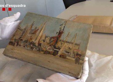 Investigan dos marchantes de arte, con taller en Sant Vicenç de Montalt, por vender cuadros falsos de reconocidos artistas
