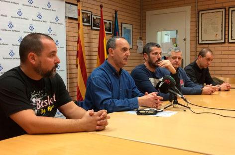 El Ayuntamiento de Mataró cierra el conflicto con la policía local con un aumento de casi 3.000 euros al año